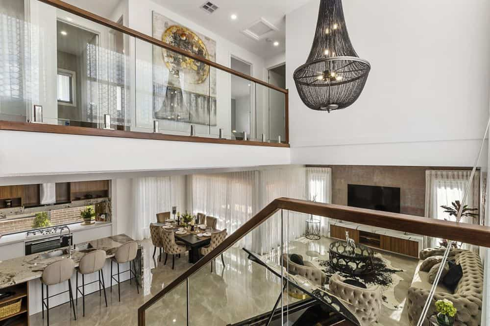 home builder upgrades